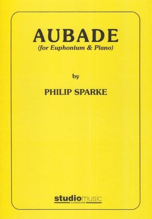 AUBADE (treble clef)