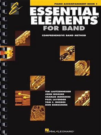ESSENTIAL ELEMENTS Book 1 Piano Accompaniment