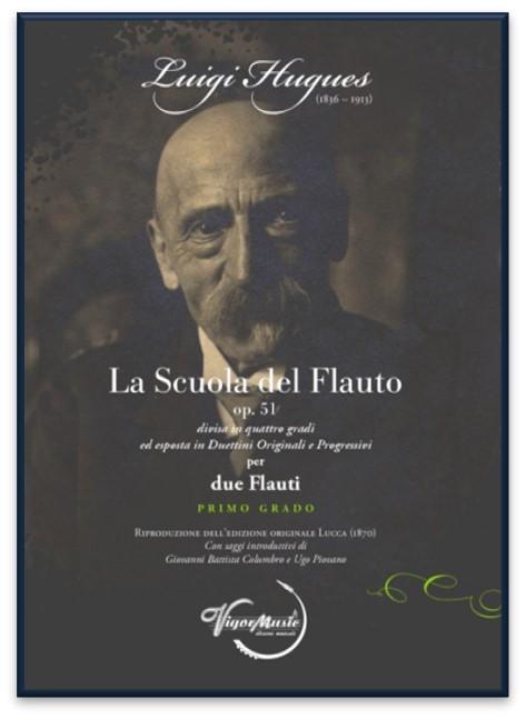 LA SCUOLA DEL FLAUTO Op.51 Volume 1
