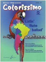 COLORISSIMO Volume 1 + CD