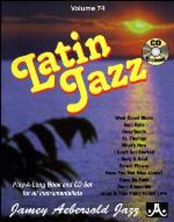 LATIN JAZZ Volume 74 + CD
