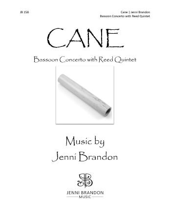 CANE Bassoon Concerto (score & parts)