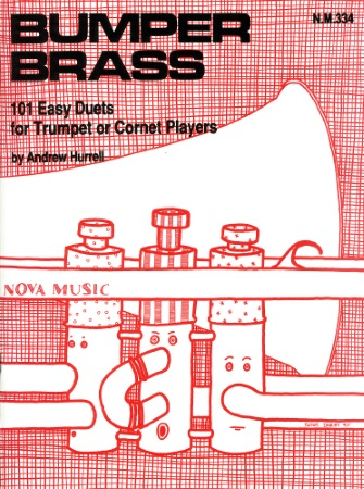 BUMPER BRASS 101 Easy Duets
