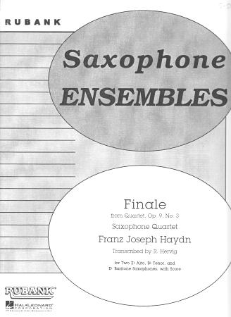 FINALE from Quartet Op.9 No.3