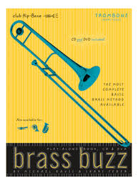 BRASS BUZZ (bass clef) + DVD/CD