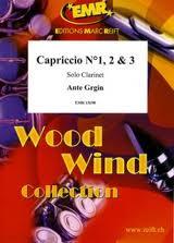 CAPRICCIO No.1, 2 & 3