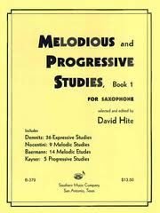 MELODIOUS AND PROGRESSIVE STUDIES Volume 1