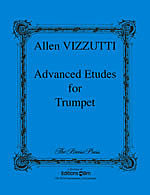 ADVANCED ETUDES for Trumpet
