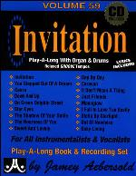 INVITATION Volume 59 + CD