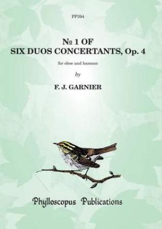 SIX DUOS CONCERTANTS Op.4/1