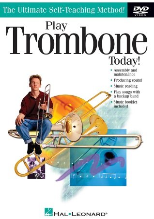 PLAY TROMBONE TODAY DVD (Region 0)