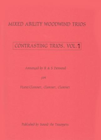 CONTRASTING TRIOS Volume 1