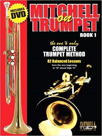 MITCHELL ON TRUMPET Book 1 + CD