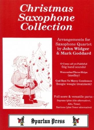 CHRISTMAS SAXOPHONE COLLECTION