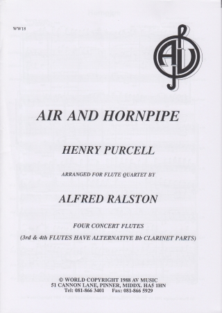 AIR AND HORNPIPE