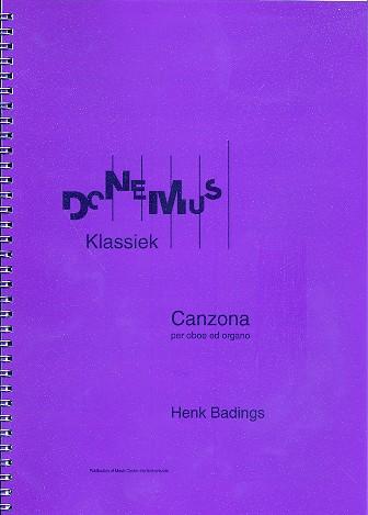CANZONA 1938 + organ