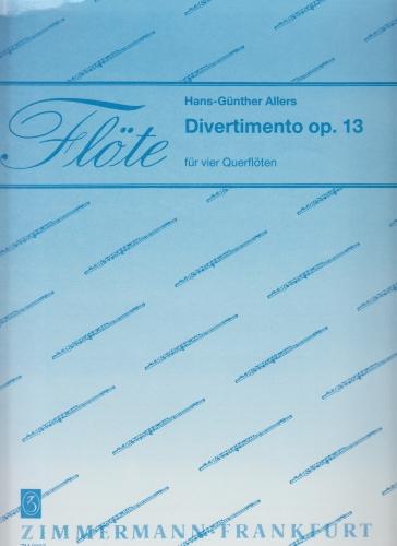 DIVERTIMENTO Op.13