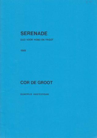 SERENADE (1949) parts