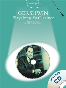 GUEST SPOT: George Gershwin Playalong + CD