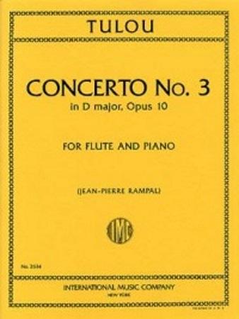 CONCERTO No.3 in D