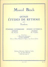 FIFTEEN RHYTHMICAL STUDIES