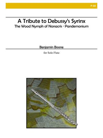 A TRIBUTE TO DEBUSSY'S SYRINX