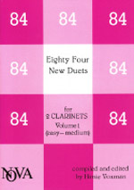 EIGHTY-FOUR NEW DUETS Volume 1