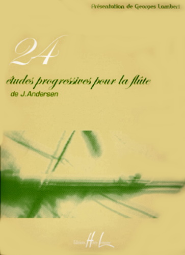 24 ETUDES PROGRESSIVES