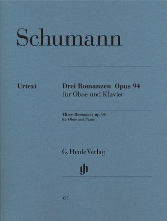 THREE ROMANCES Op.94 (Urtext)