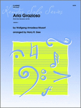 ARIA GRAZIOSO from 'Don Giovanni' Act III