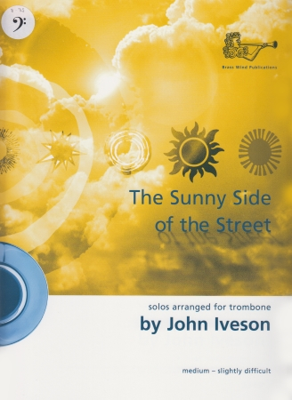 THE SUNNY SIDE OF THE STREET (bass clef)