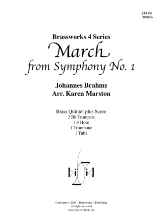 MARCH from Symphony No.1