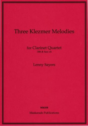 THREE KLEZMER MELODIES (score & parts)