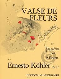 VALSE DES FLEURS Op.87