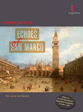 ECHOES OF SAN MARCO (score)