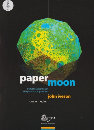 PAPER MOON (treble clef)