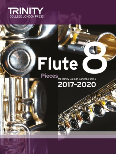 FLUTE PIECES 2017-2020 Grade 8 (score & part)