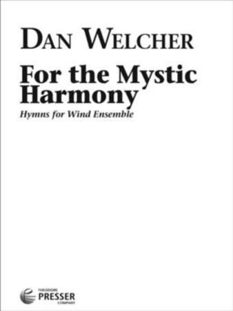 FOR THE MYSTIC HARMONY (study score)