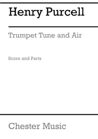 TRUMPET TUNE AND AIR (score & parts)