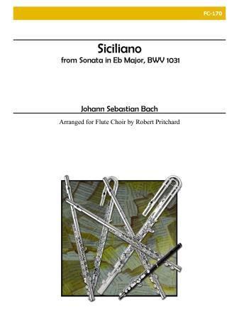 SICILIANO from Sonata in Eb major, BWV 1031