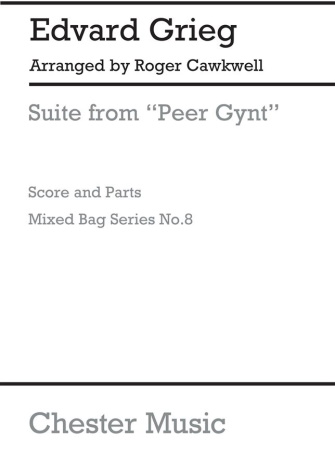 SUITE from 'Peer Gynt' (MB8)