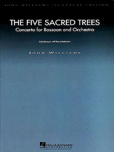 THE FIVE SACRED TREES Concerto