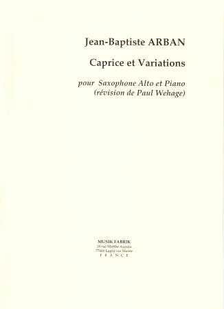 CAPRICE ET VARIATIONS