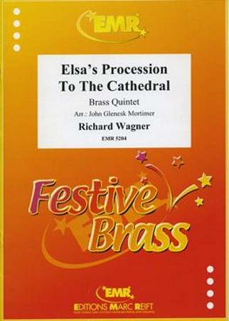 ELSA'S PROCESSION TO THE CATHEDRAL score & parts
