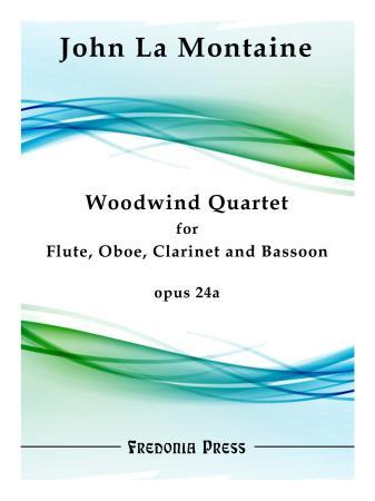 WOODWIND QUARTET Op.24a (score & parts)