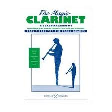 THE MAGIC CLARINET