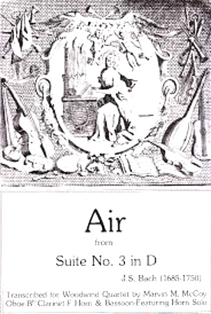 AIR from Suite No.3 in D major (featuring Horn Solo)