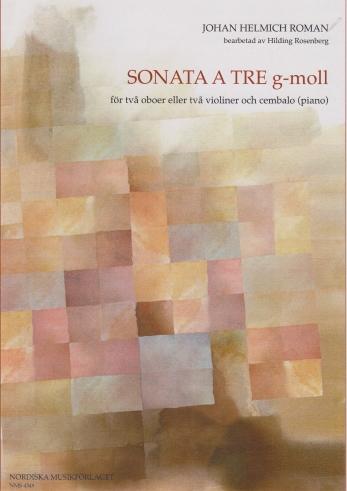 SONATA A TRE in g minor
