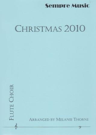 CHRISTMAS 2010 (score & parts)