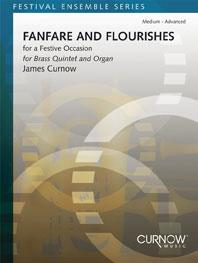 FANFARE AND FLOURISHES score & parts